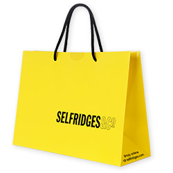 A visit to Selfridges